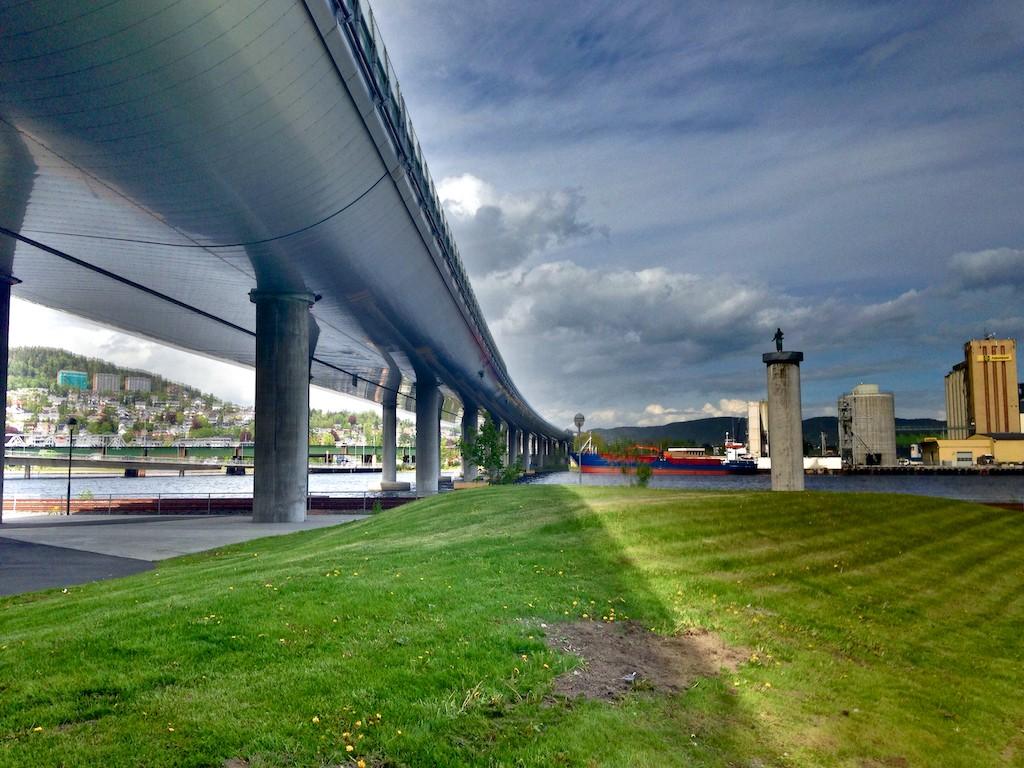 motorveibroen-Drammen