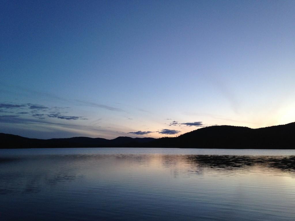 Lauvnesvannet Sigdal Løvnesvannet