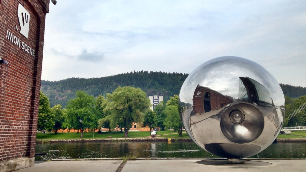 Elveharpen Drammen