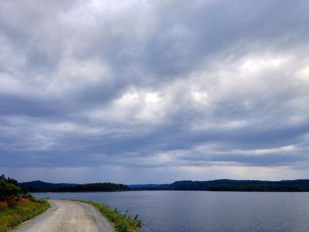Sigdal - Løvnesvannet - Lauvnesvannet