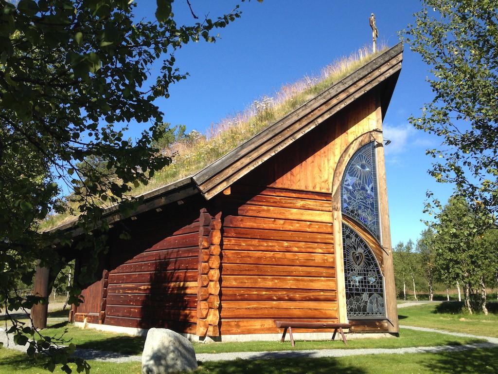 Lyskapellet Beitostølen Valdres