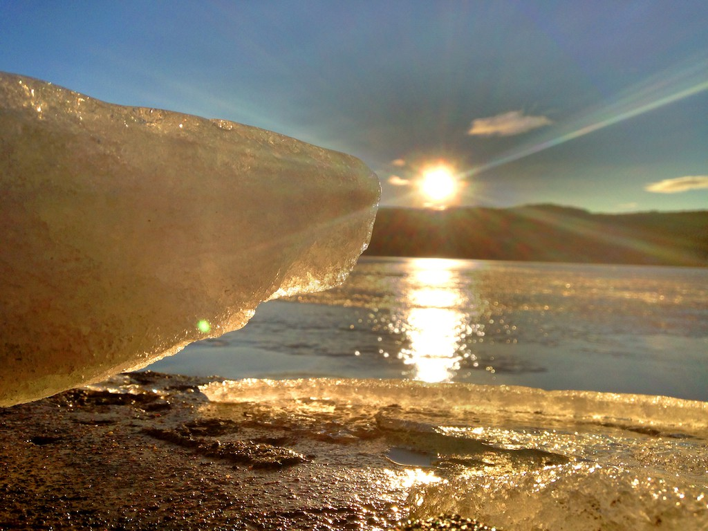 Sandebukta - Sande i Vestfold - Vinter