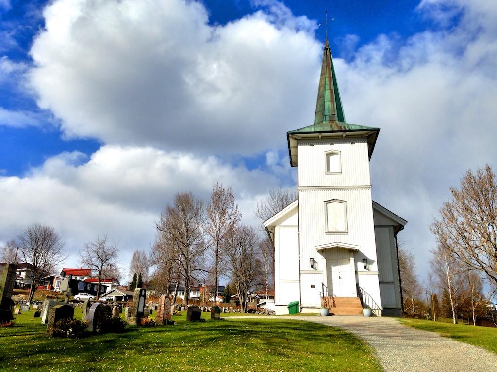 Konnerud gamle kirke
