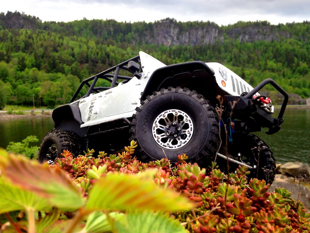 Axial SCX10 Rubicon