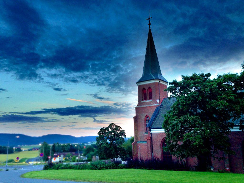 Skoger Kirke - Drammen