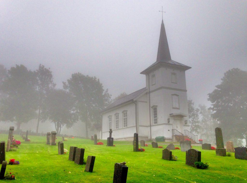 Konnerud gamle kirke Drammen