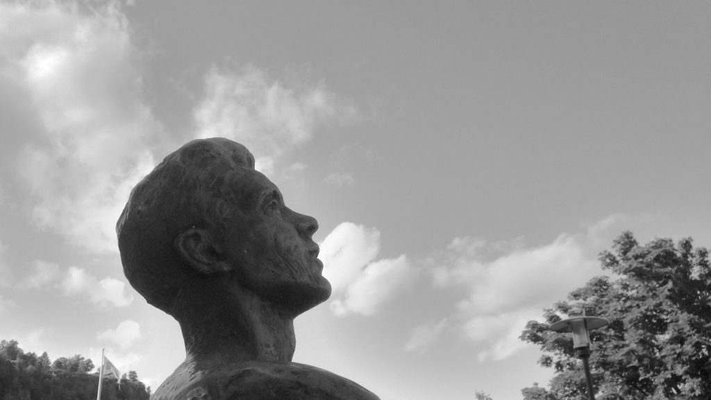 Statue Holmestrand