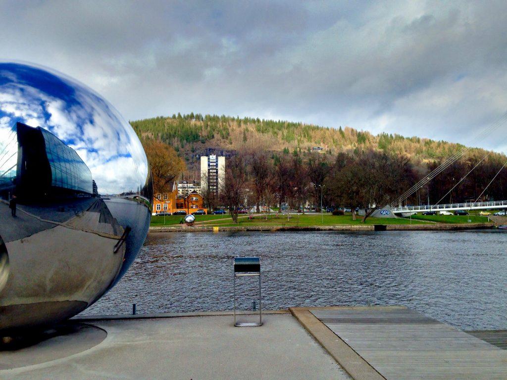 Drammen,Elveharpe,Union Svene,Papirbredden