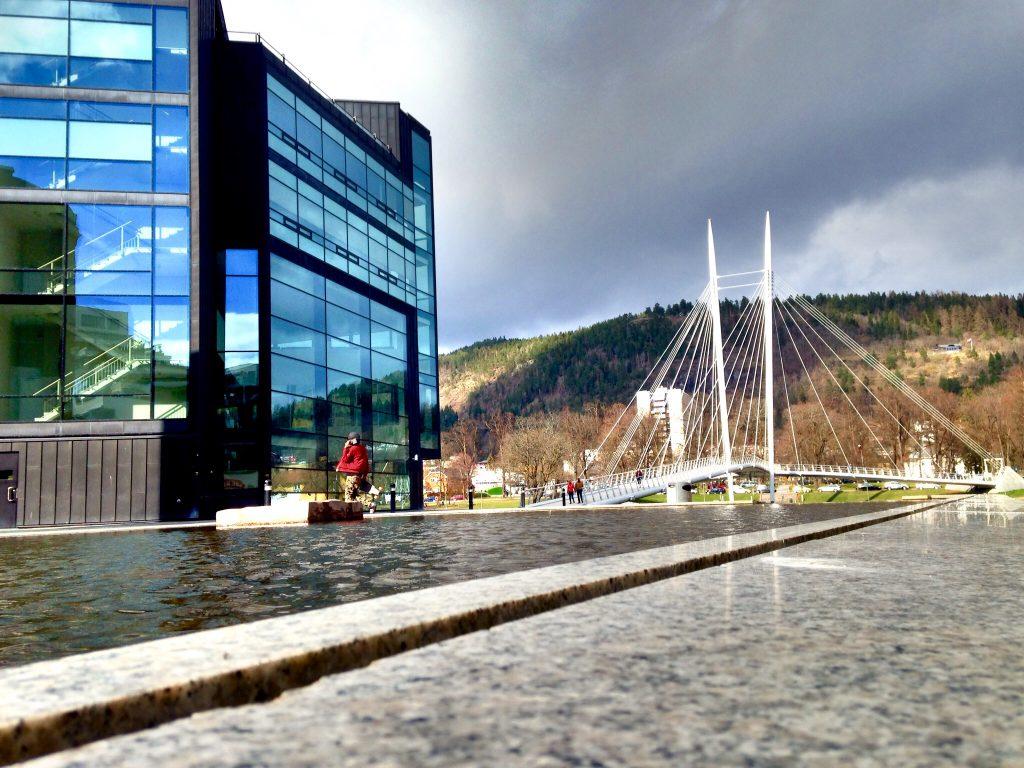 Drammen,Union Scene,Papirbredden, Drammen Bibliotek