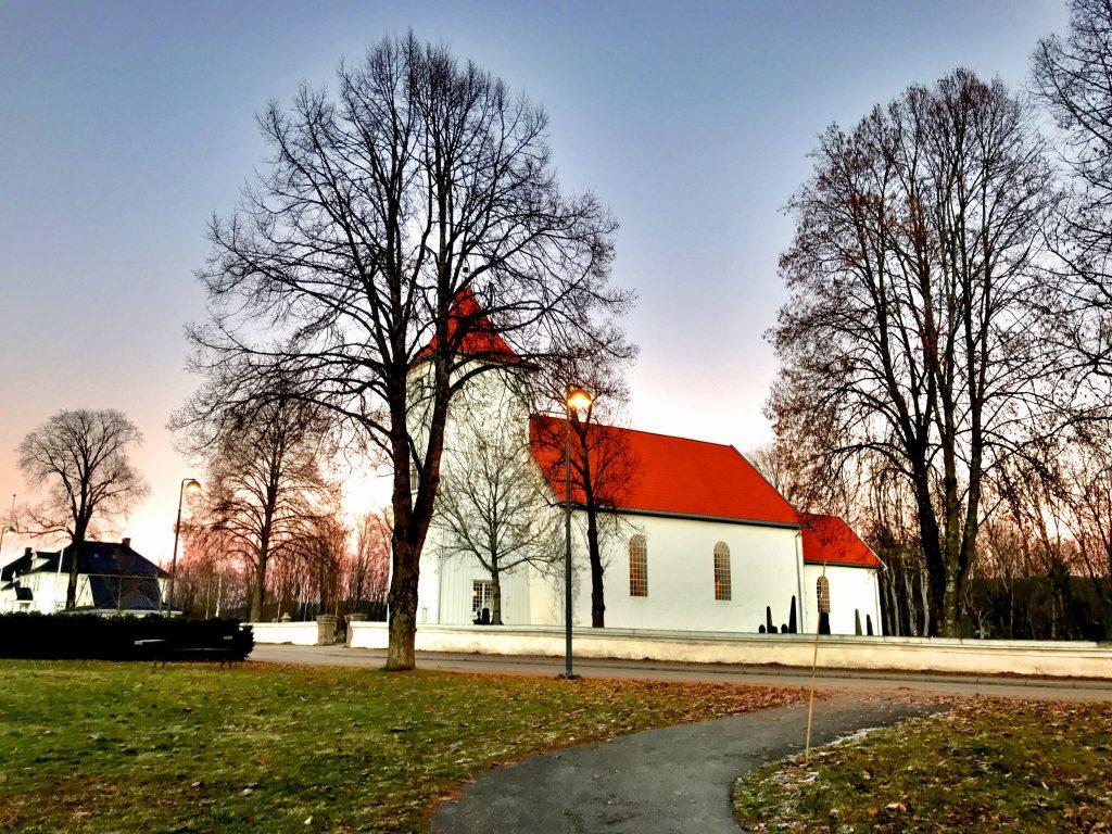 Sande Kirke,Sande i Vestfold